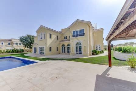 فیلا 6 غرفة نوم للايجار في المرابع العربية، دبي - Exquisite Polo Home on a Stunning  Plot