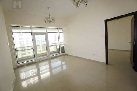 Rented 1 Bedroom opposite JLT metro  lake view