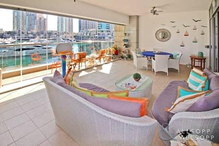 3 Bedroom Flat for Sale in Dubai Marina, Dubai - Exclusive | Upgraded | Full Marina Views