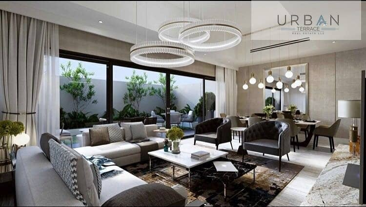 8 Year Payment Plan | Elegant 2 Bedroom Villa | MBR City