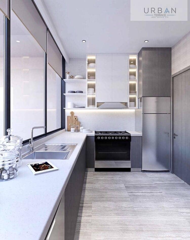 13 8 Year Payment Plan | Elegant 2 Bedroom Villa | MBR City