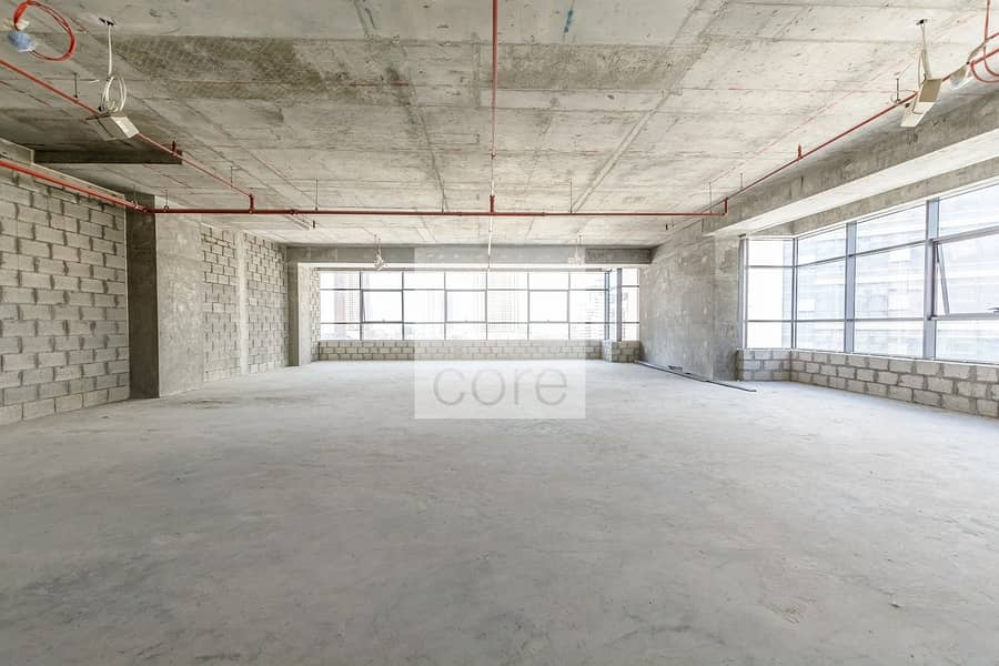 2 Prime area shell core office in The Onyx