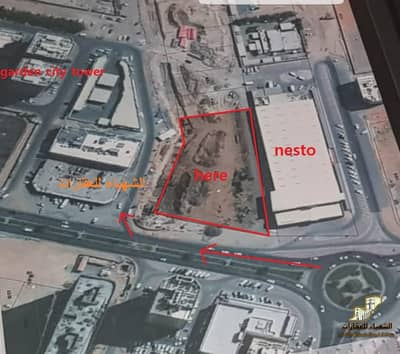 Land for sale in Al Jurf3 area close to china mall