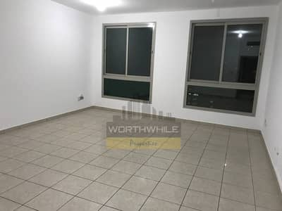 Spacious 3 BR with maid room and fitted wardrobes is for rent only at AED 90K yearly on Salam Street