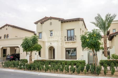 4 Bedroom Villa for Rent in Arabian Ranches 2, Dubai - Close to Pool and Park