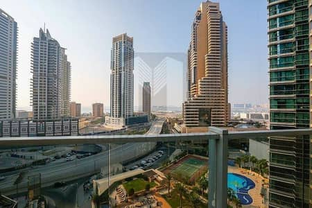 Neat and Well Maintained Apartment in Marina Towers