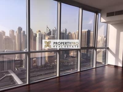3 Bedroom Flat for Rent in Jumeirah Lake Towers (JLT), Dubai - Luxurious Apartment over Dubai Marina
