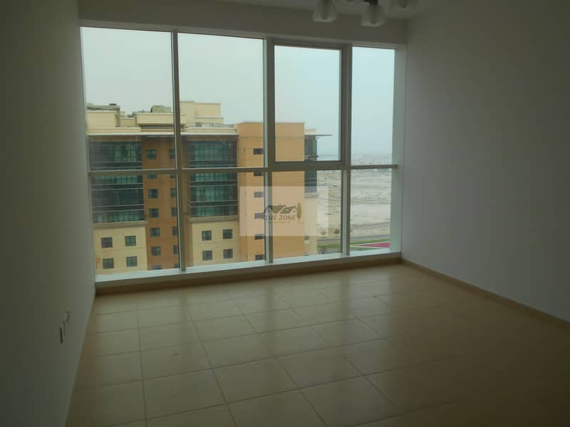 2 2BHK WITH 2 FULL BATHROOMS 10 MINUTES BY WALK TO NAHDA METRO  EMIRATES DRIVING SCHOOL WITH BALCONY PARKING AVAIL IN 46K