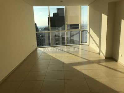 2 Bedroom Apartment for Rent in Capital Centre, Abu Dhabi - Stunning 2BHK apartment with steam
