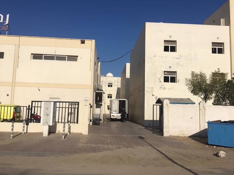 Labour Camp with 221 Rooms   Saif Zone   Sharjah