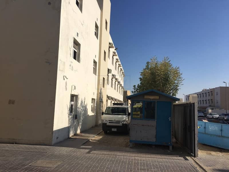 2 Labour Camp with 221 Rooms   Saif Zone   Sharjah