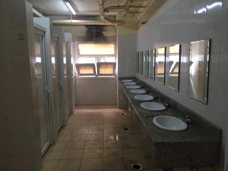 11 Labour Camp with 221 Rooms   Saif Zone   Sharjah