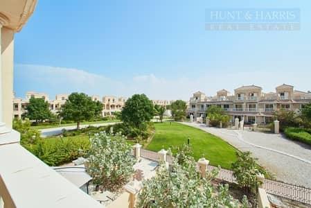 2 Bedroom Townhouse for Sale in Al Hamra Village, Ras Al Khaimah - Upgraded Townhouse Near the Pool - Al Hamra Village