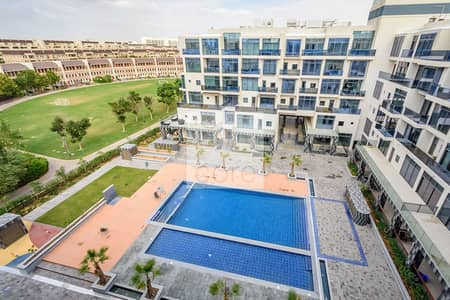 2 Bedroom Flat for Rent in Motor City, Dubai - High Floor I Pool Park and Courtyard Views
