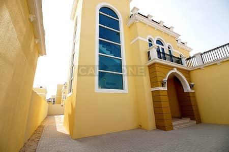 4 Bedroom Villa for Rent in Jumeirah Park, Dubai - 4 BR Single Row -  Landscaped Villa  - Close to Spinneys