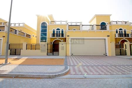 4 Bedroom Villa for Rent in Jumeirah Park, Dubai - Single Row   Vacant - Close to Spinneys District 9