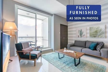 1 Bedroom Apartment for Rent in Dubai Marina, Dubai - Brand New Interiors | Full Sea View