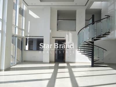 5 bedroom duplex plus maid room for rent in al qurm view