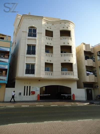 فلیٹ 1 غرفة نوم للايجار في بر دبي، دبي - 1 bedroom with One Month Free