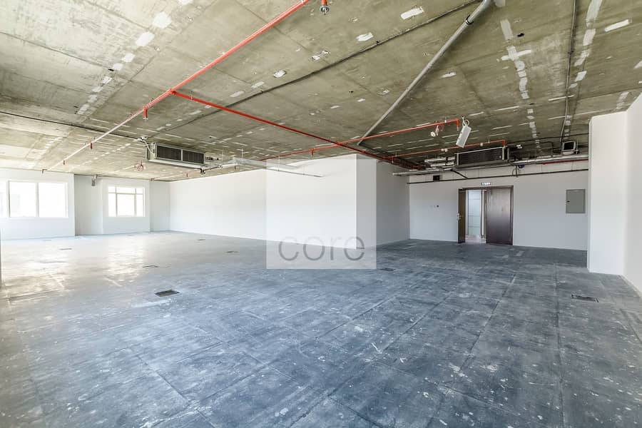 2 AED 95 per sqft | Semi Fitted | 6 Cheques