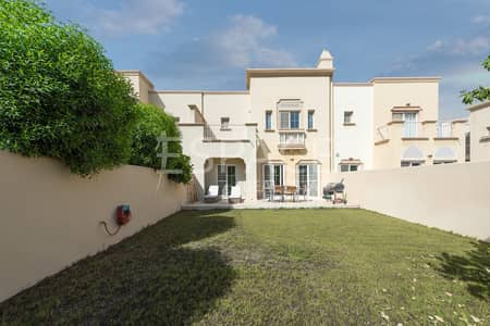 3 Bedroom Villa for Sale in The Springs, Dubai - Extended Three Bedroom Backing the Lake