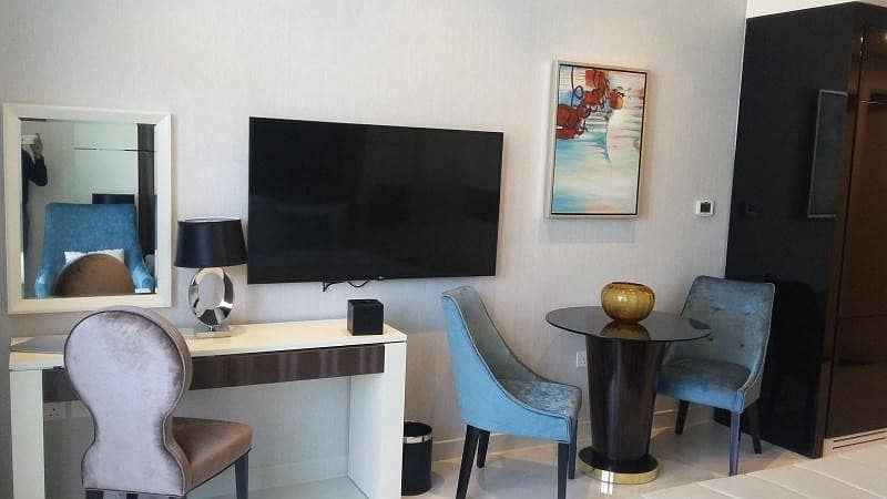 10 Luxurious Hotel Apartment in Damac Maison Downtown