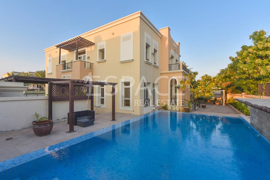 Beautiful Upgraded Home in Emirates Hills
