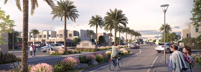 3 Bedroom Villa for Sale in Town Square, Dubai - 3 BR VILLA +MAID | 50/50 PAYMENT PLAN