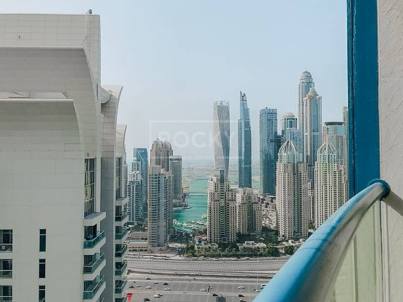 Duplex Apartment with Study Room in Jumeirah Bay X1