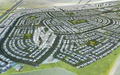 ارض سكنية  للبيع في جبل علي، دبي - Corner Villa Plots in Jebel Ali Hills near the Community Park