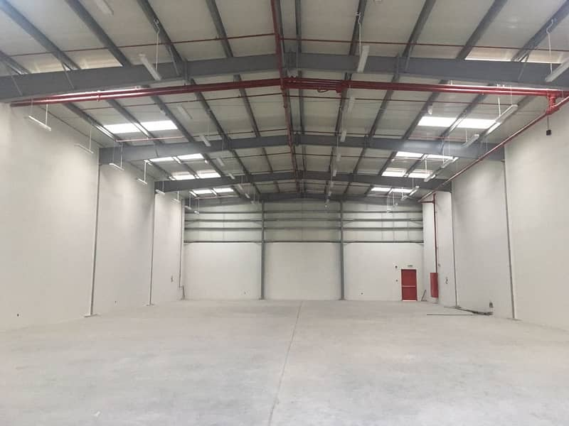 Brand new 3 sheds for sale in emirates industrial area