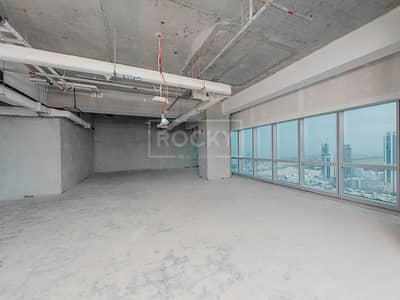 Office for Rent in Barsha Heights (Tecom), Dubai - Corner Unit | Sea and Burj Al Arab View | The One Tower