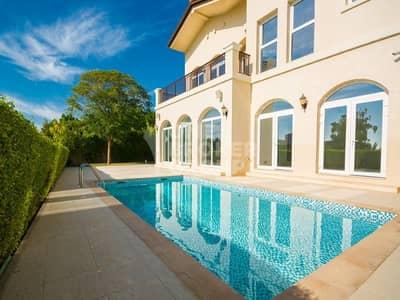 4 Bedroom Villa for Rent in Jumeirah Golf Estate, Dubai - Modern 4 + Study | Renato | Rare genuine