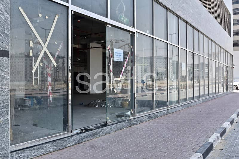 7 Multiple Options for Retail Units-Excellent Residential Bldg