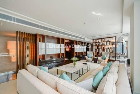 بنتهاوس 3 غرفة نوم للايجار في دبي فيستيفال سيتي، دبي - The ultimate luxury | Serviced penthouse
