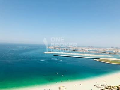 Panoramic Sea View  High Floor 4 Bed JBR