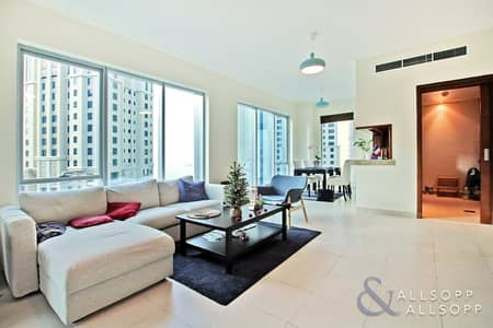 1 Bedroom Flat for Sale in Dubai Marina, Dubai - Sea Views | Outdoor Terrace | High Floor