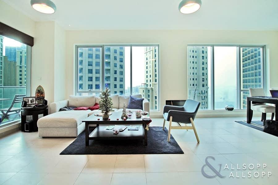 2 Sea Views | Outdoor Terrace | High Floor