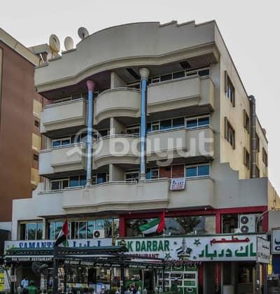 استوديو  للايجار في ديرة، دبي - Big Size Studio for Rent on Muteena Road