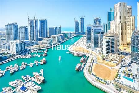 3 Bedroom Apartment for Rent in Dubai Marina, Dubai - Orra Marina   Full Marina Views   Vacant