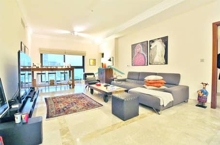 2 Bedroom Flat for Rent in Palm Jumeirah, Dubai - Upgraded 2bd    Fairmont North    Type E