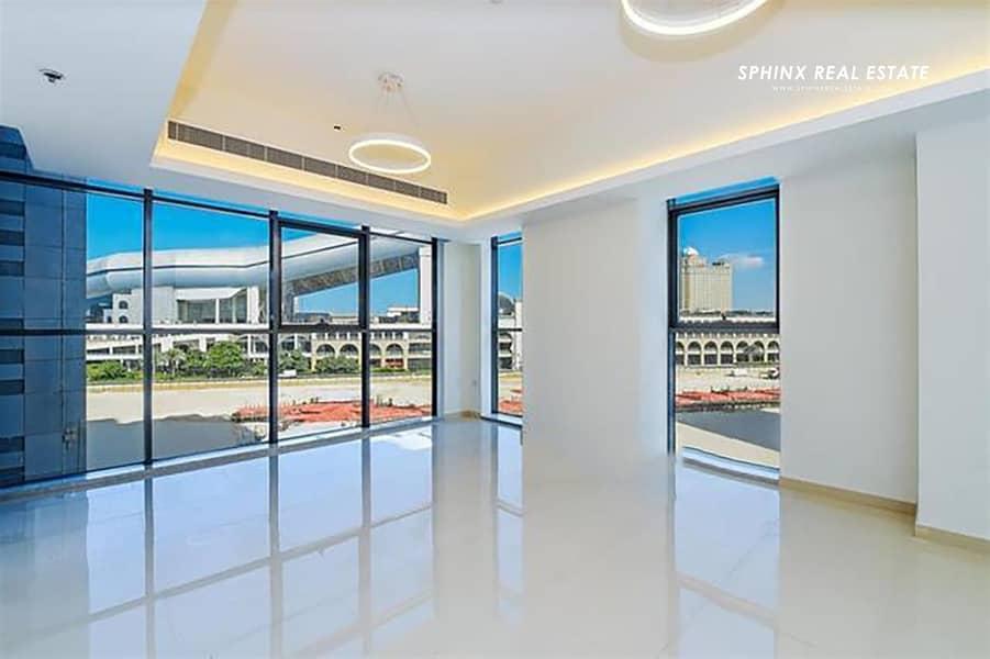 1 month free 2 BR  Brand New Building Al Barsha