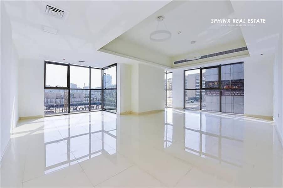 2 1 month free 2 BR  Brand New Building Al Barsha