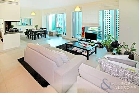 1 Bedroom Apartment for Sale in Dubai Marina, Dubai - Exclusive | Vacant on Transfer | Sea Views