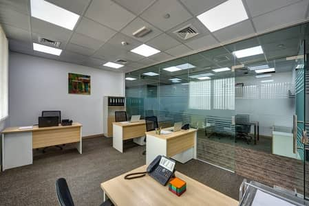 Office for Rent in Al Barsha, Dubai - Furnished Office Spaces at Espada Business Center