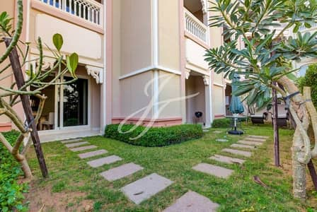 2 Bedroom Apartment for Sale in Palm Jumeirah, Dubai - Best Deal I Private Garden I Immaculate
