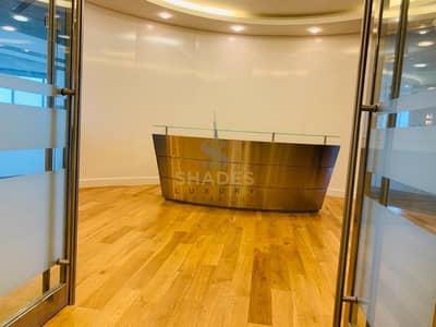 مکتب  للايجار في أبراج بحيرات جميرا، دبي - Hot Deal Upgraded Full Office Floor !!