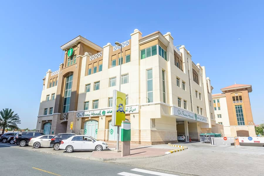 10 Semi Fitted | 6 Cheques | AED 95 per sqft