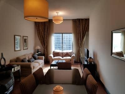 1 Bedroom Apartment for Rent in Jumeirah Lake Towers (JLT), Dubai - Lake Facing 1Bedroom In Green Lakes