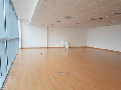 Fitted Bright Office Lake View Cluster W
